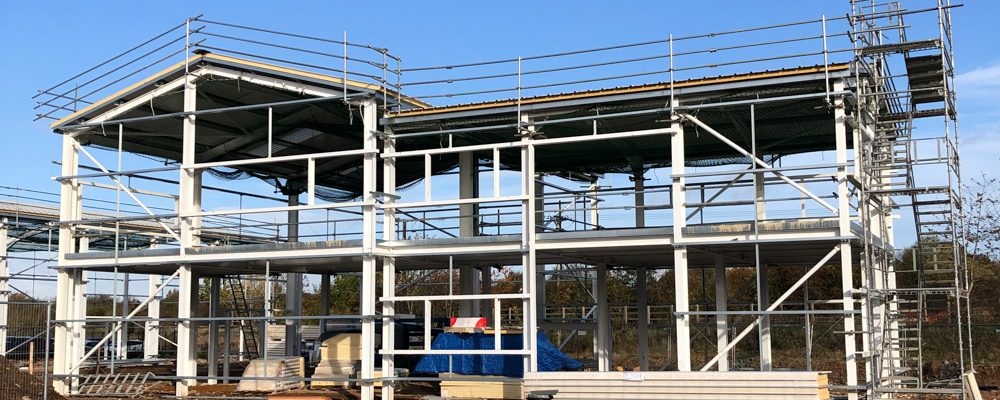 industrial units and office space builders and developers in the uk